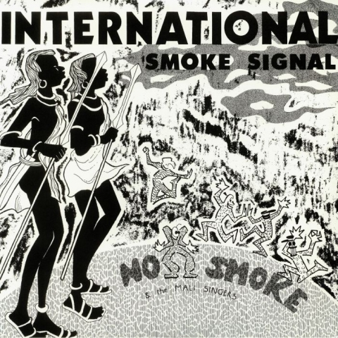( WAFLP 3 ) NO SMOKE / THE MALI SINGERS - International Smoke Signal (remastered) (2xLP) Warriors Dance