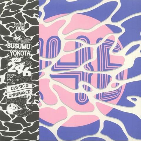"( COS 005 ) SUSUMU YOKOTA, 246 - Classic & Unreleased Part Two ( 2X12"" LP ) Cosmic Soup"