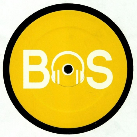 "( BS 02 ) Saverio CELESTRI - Egomaniacs EP (12"") - Better Sound Italy"