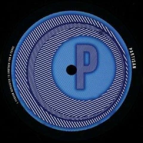 "( PTN 013 ) CHARONNE - Reflexion Perception Distortion (12"") Partisan UK"