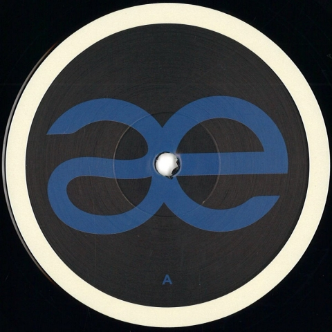 "( ANIMAELTD 006 ) VINYL SPEED ADJUST - Perspectiva EP (12"") Animae Germany"
