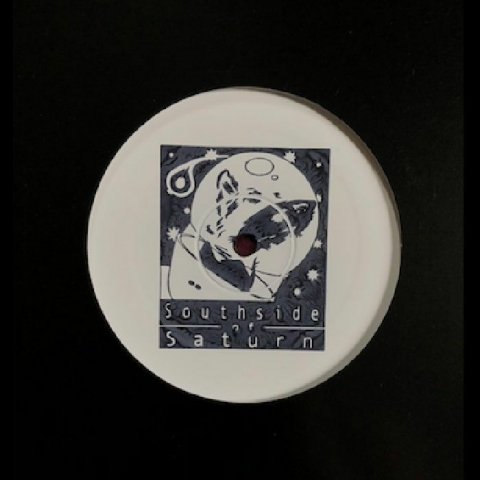 "( SOS 01CA ) VAGARA - Conventional Alchemy (hand-stamped 12"" limited to 150 copies) Southside Of Saturn Germany"