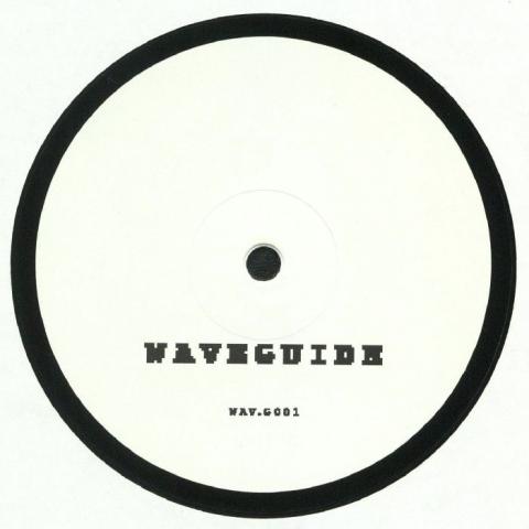 "(  WAVG 001 ) STEREOCITI - Parabolic Motions EP - 12"" - Waveguide Japan"