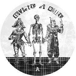 "( PHI 008 ) VARIOUS ARTISTS - Divieto Di Ballo EP (12"") PHI"