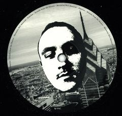 ( MHM 004 ) Ethyene  - Sounds From The Streets  MOONRISE HILL MATERIAL