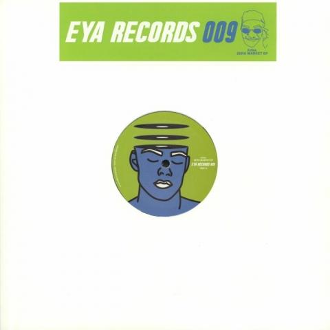 "( EYA 009 ) ZOLAA - Zero Market EP (Etienne mix) (140 gram vinyl 12"") Eya"