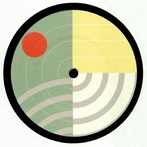 "( RQM 016 ) 2VOLT - Amp EP (12"") Round Qube Music Germany"