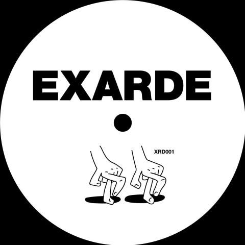 """( XRD 001 ) ORBET & SORV - Outbreak EP (12"""") Exarde"""