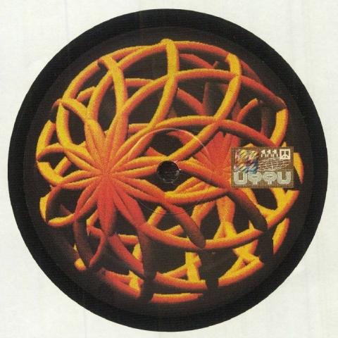 "( UTTU 111 ) NAONE - Falling Sun (12"") Unknown To The Unknown"