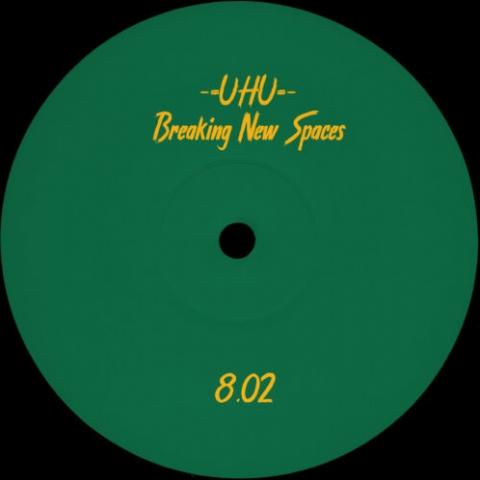 """( PARTOUT 8.02 ) -=UHU=- - Breaking New Spaces (12"""") Partout"""