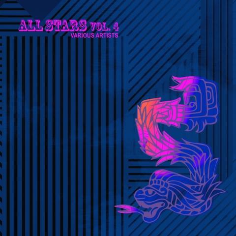 "( FRV 037 ) VARIOUS ARTISTS - Frigio All Stars Vol.4 ( 12"" mini LP ) Frigio Records"