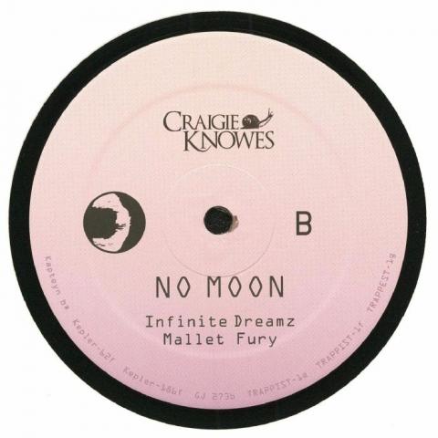 "( CKNOWEP 8 ) NO MOON - Infinite Dreamz EP (12"") Craigie Knowes"