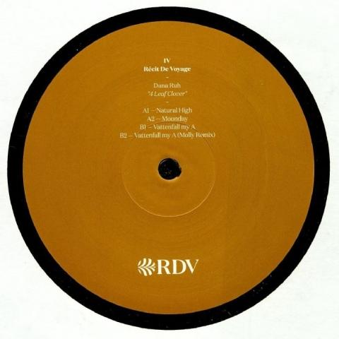 "(  RDV 04 ) Dana RUH - 4 Leaf Clover (12"") RDV Music"
