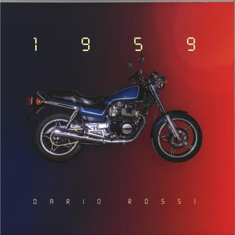 ( DR 002/DRD005 ) Dario ROSSI - 1959 (2xLP) Dario Rossi Italy