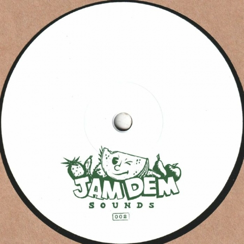 "( JDS 002 ) CRUMP - Spottin' EP (12"") Jam Dem Sounds"