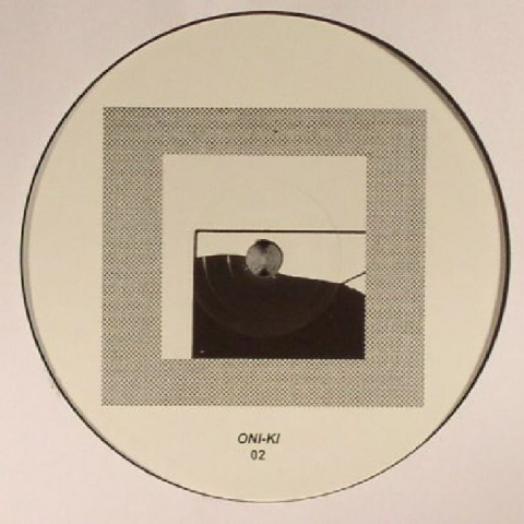"( GH 02 )  ONI KI - Darkness Light Darkness EP (12"") - Garage Hermetique"