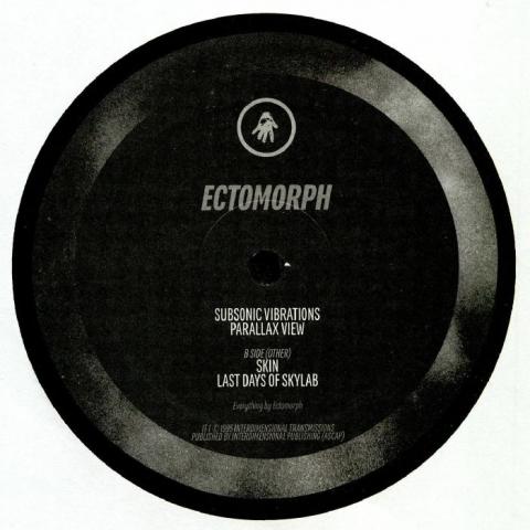"(  IT 1 ) ECTOMORPH - Subsonic Vibrations (reissue) (12"") Interdimensional Transmissions US"