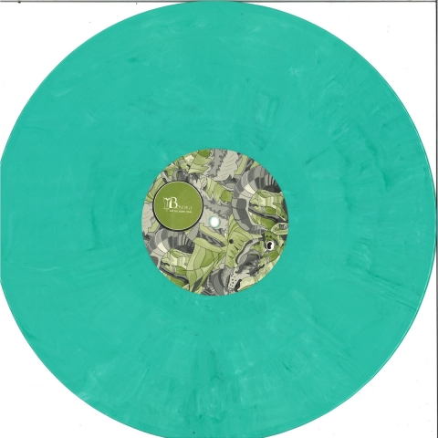 "( BOND 12045C ) NTFO - Esperantza EP (reissue) (180 gram green vinyl 12"" limited to 250 copies) Bondage Germany"