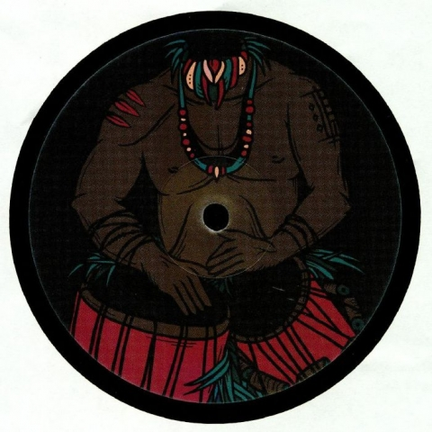 "( TLB 002 ) ALEXKID - Blank Slate EP (12"") Three little Birds"