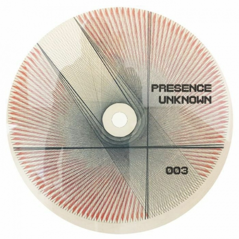 "( PUNK 003 ) CONTROLLED WEIRDNESS - Presence Unknown 003 (12"") Presence Unknown"