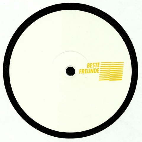 "( BFF 06 ) POLITICS OF DANCING / CARLO / ALESSIO VIGGIANO / THOMAS WOOD -  Beste Freunde 06 (12"") Beste Freunde"