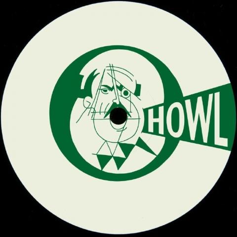 """( HOWL 013 ) MIKI - HOWL 013 (12"""") Howl"""