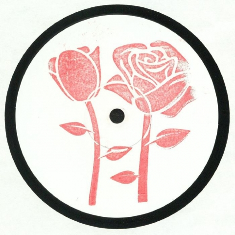 "( EEE 001 ) UNKNOWN - Redit (hand-stamped 1-sided 12"") EEE"