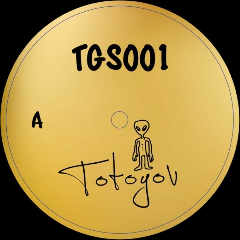 "( TGS 001 ) VERN / SEBASTIAN ERIC / PERIR BATOU / JACOBO SAAVEDRA - TGS 001 (12"") Totoyov"