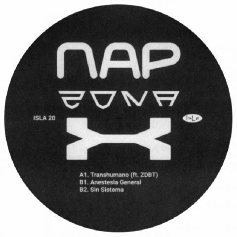"(  ISLA 20 ) NAP - Zona X (140 gram vinyl 12"") Isla Canada"