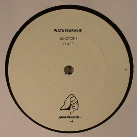 "( MDG 001RP ) Wata IGARASHI - Junctions EP (heavyweight vinyl 12"") Midgar"