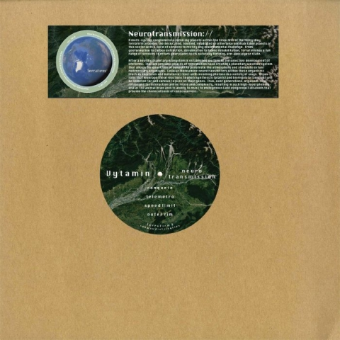 "( TERRAFIRM 5 ) VYTAMIN - Neurotransmission (12"") TerraFirm Spain"