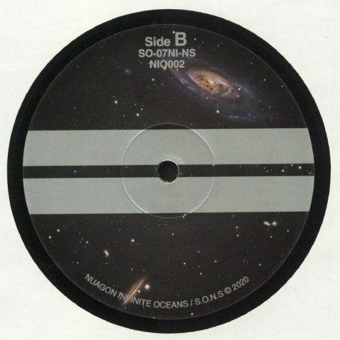 "(  NIO 002 ) NAONE / SONS - Separate Ways (12"") SONS/Nuagon Infinite Oceans"