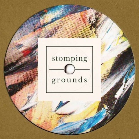 "( SG 006 ) HEERD / NOAH SKELTON - Stomping Grounds 006 (12"") Stomping Ground Romania"