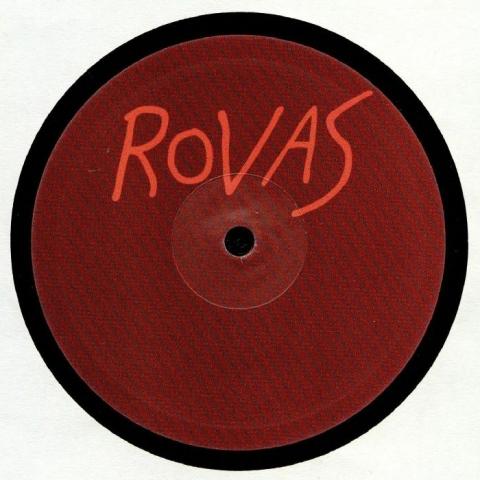 """( ROVAS 002 ) RULO / NA CHO / SAUCHELLI / NEIK - ROVAS 002 (12"""") Rovas"""