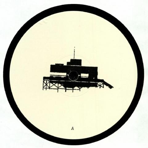 """( CDW 002 ) Robert APETREI - Edge Of Time (180 gram vinyl 12"""") Cedesciu Wax US"""