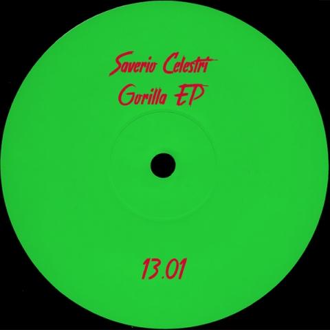 """( PARTOUT 13.01 ) SAVERIO CELESTRI - PARTOUT 13.01 ( 12"""" vinyl ) Partout"""
