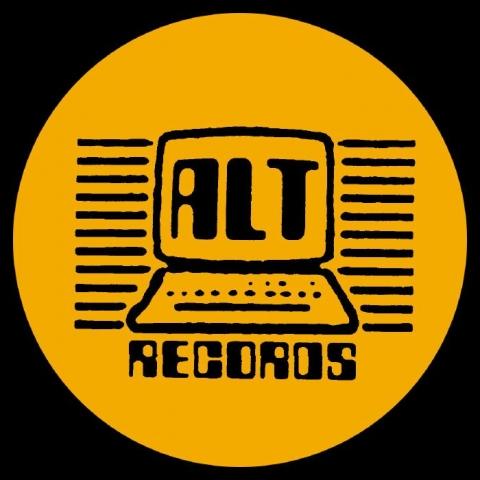 "( ALT 001 ) Unai TROTTI / ELIAZ - Sparkling Yoghurt (140 gram vinyl 12"") Alt"