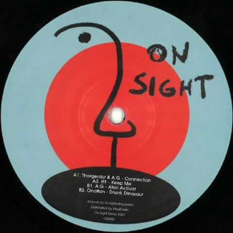 "( OSS 002 ) THORGERDUR / AG / IFF / ONOFFON - OSS 002 (12"") On Sight Series Spain"