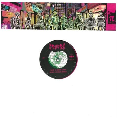 "( KIMCHI 002 ) KOXBOX – World Of Illusions /Crystal / Orientalic (Ltd copies! one per customer 12"") KIMCHI records"