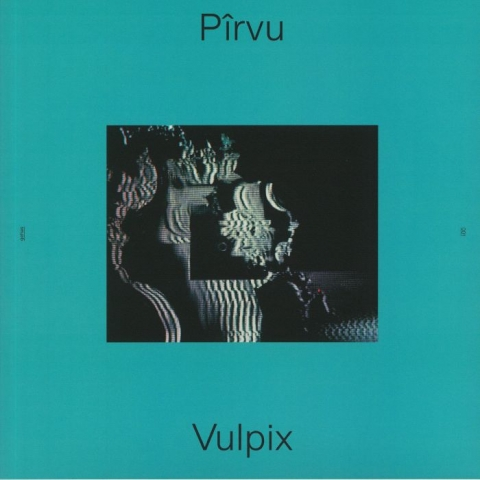 "( GEHAS 001 )  PIRVU -  Vulpix (heavyweight vinyl 12"") Club Guesthouse Germany"