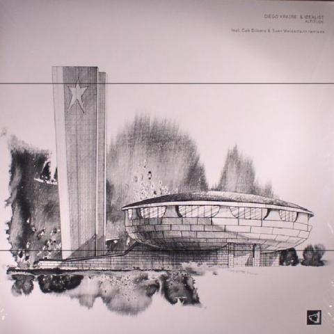 "( BERGAMON 04 ) Diego KRAUSE / IDEALIST - Altitude (12"") Berg Audio France"