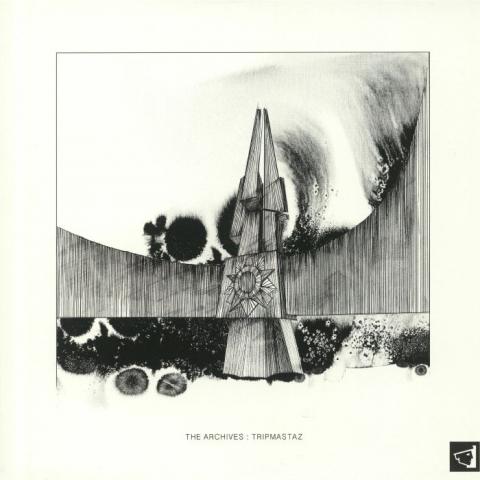 "(  BERGAX 01 ) TRIPMASTAZ - The Archives (10"") Berg Audio France"