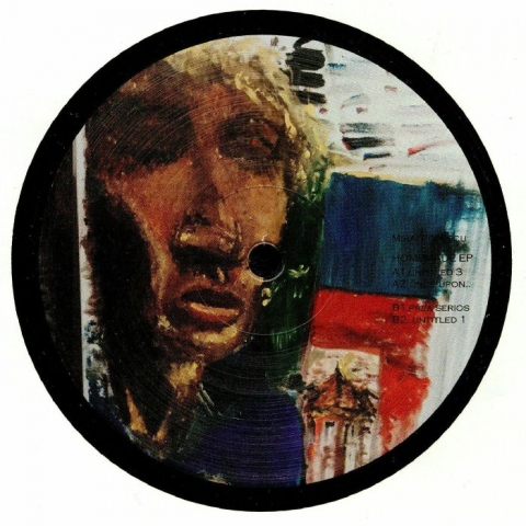 "( SOULSITY 012 ) Mihai POPESCU - Homemade EP (12"") Soulsity Romania"