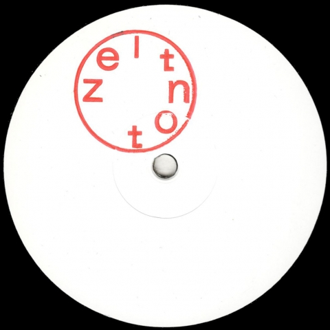 ( ZEIT 002 ) Binary Digit – EP 2 (12″) Zeitnot