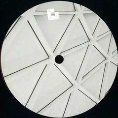 """(  HBL 001 ) OCTAVE - I Know I Can (12"""") Hubble Recordings"""