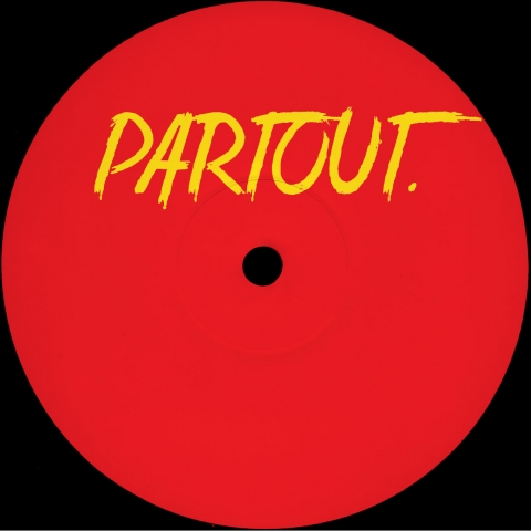 """( PARTOUT 8.01 ) ZOTS - Hyperboloid EP (12"""") Partout"""