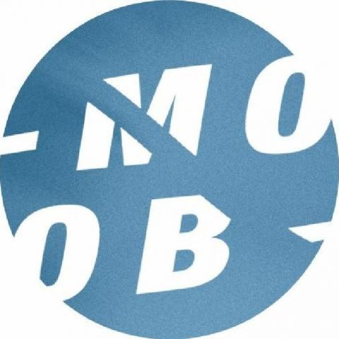"""( MOOB 003 ) TERMS / MO OB / STEVN AINT LEAVN / AKYRA - MOOB 003 (12"""") MO-OB Spain"""
