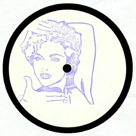 """( EEE 004 ) EEE - EEE 004 (1-sided hand-stamped 180 gram vinyl 12"""") EEE"""