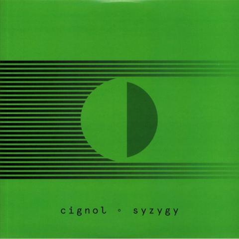 """( LDR 23LP ) CIGNOL - Syzygy (double 12"""") Lunar Disko"""