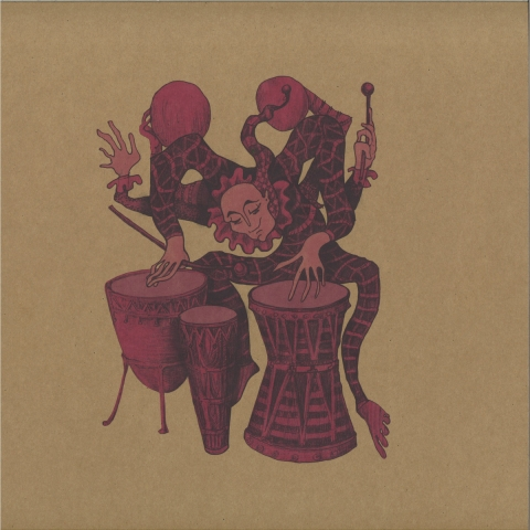 "( JOKER 002 ) CHICKS WITH TRICKS - In My Mind (Patrick Prins production) (12"") Jokers Up Holland"